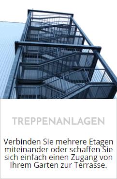 Treppenanlagen für  Blankenbach